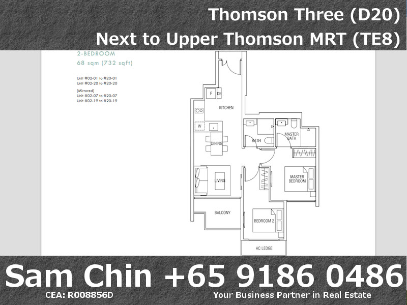 Thomson Three D20 Archives Your Singapore Residential
